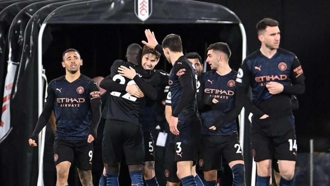 FC Fulham - Manchester City