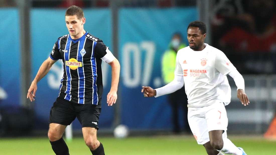 Marco Schuster wird den SV Waldhof Mannheim im Sommer verlassen.