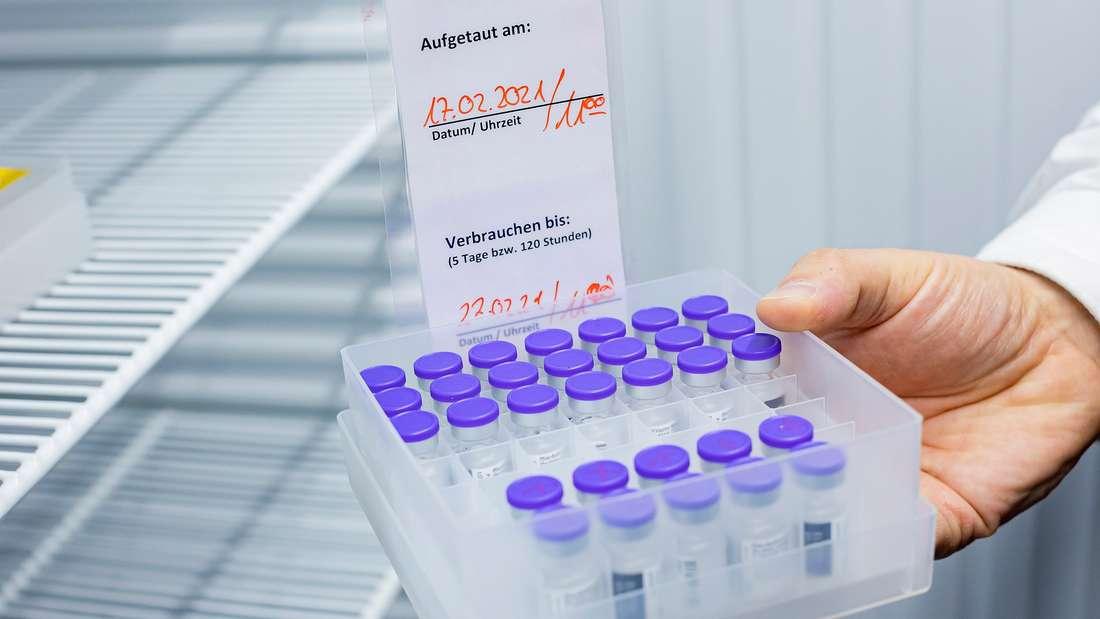 Der Impfstoff von AstraZeneca
