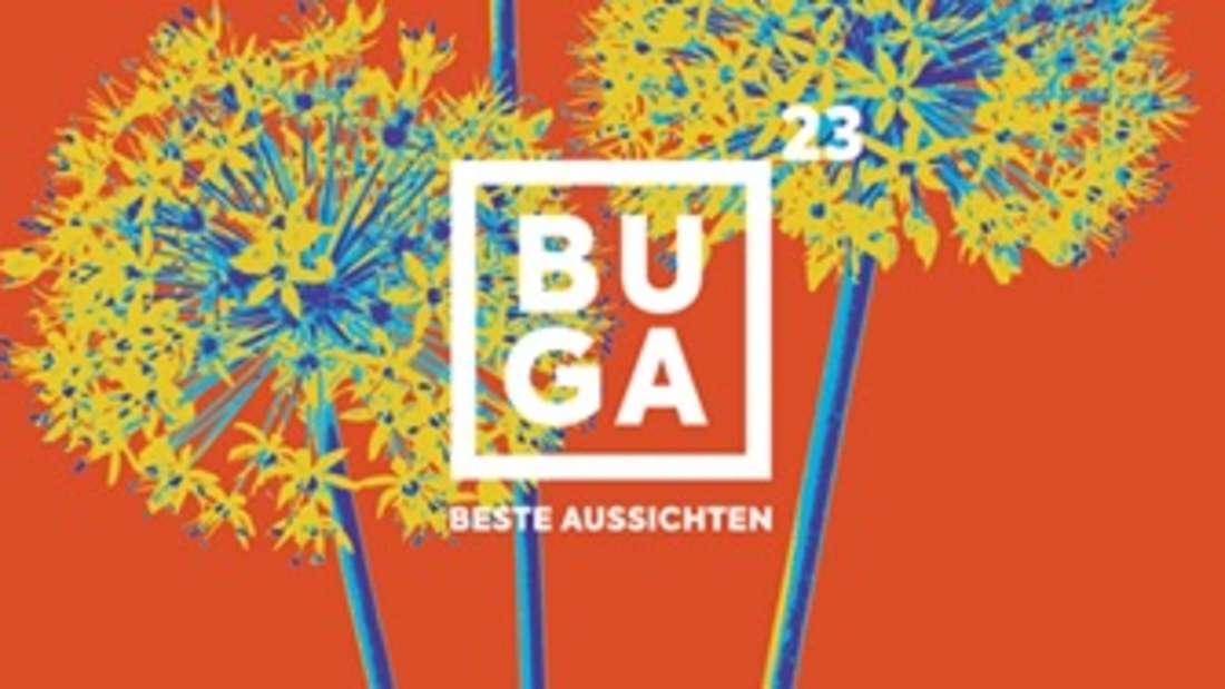 Logo der BUGA 2023