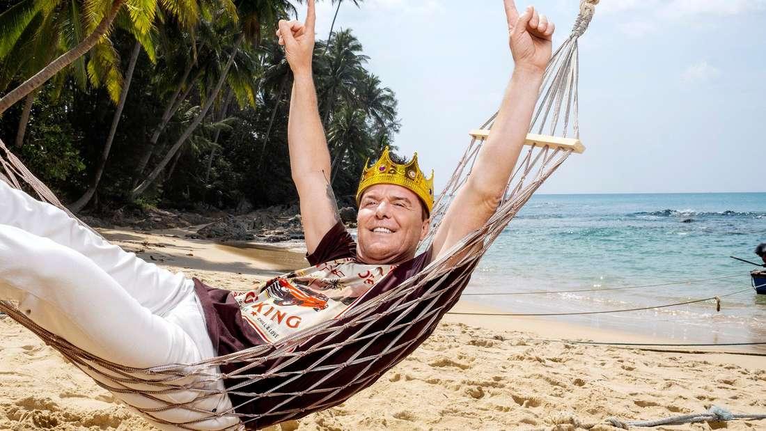 Promis unter Palmen: Prinz Marcus von Anhalt schockiert in der ersten Folge mit homophoben Äußerungen.