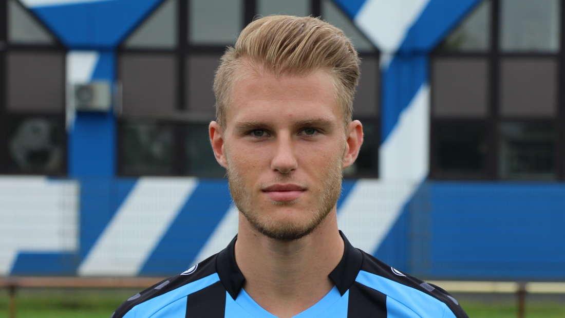 Nico Seegert hat insgesamt zehn Regionalliga-Spiele für den SVW bestritten