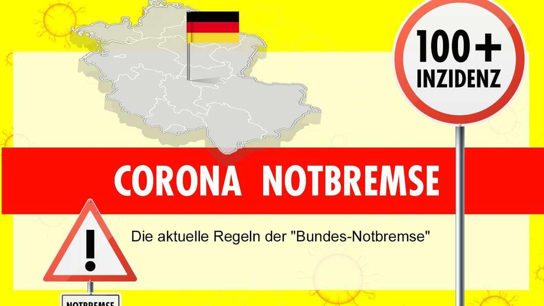 Die Corona-Notbremse greift in Deutschland