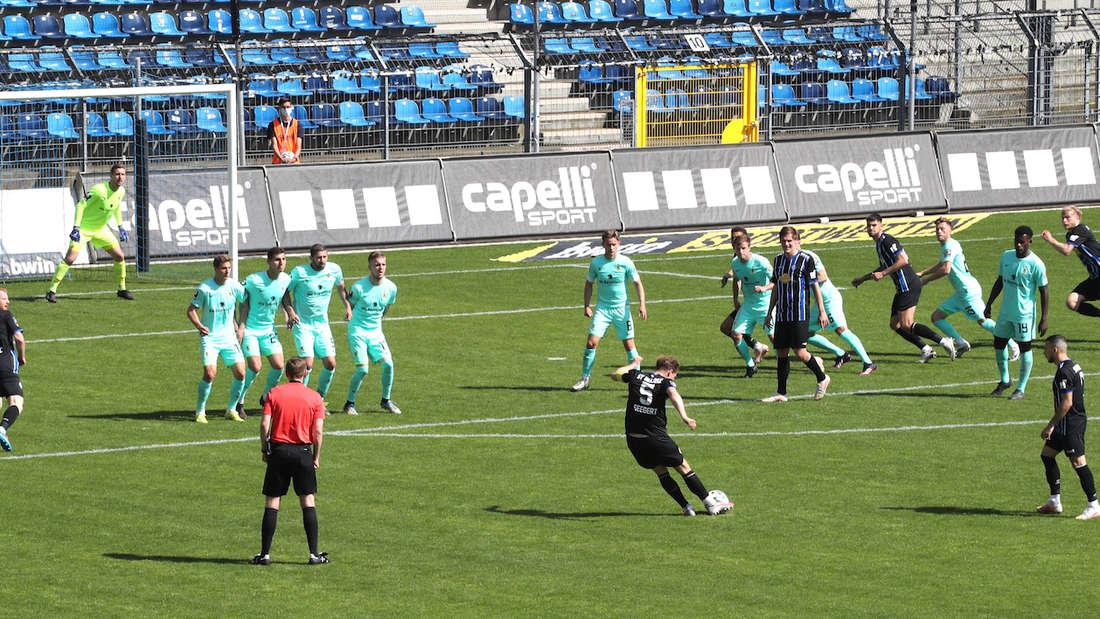 3. Liga: SV Waldhof Mannheim - TSV 1860 München