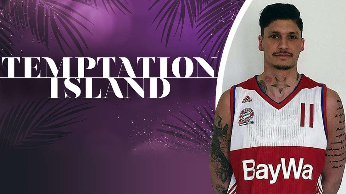 Yason Mohamed Temptation Island Kandidat und FC Bayern Basketball Spieler