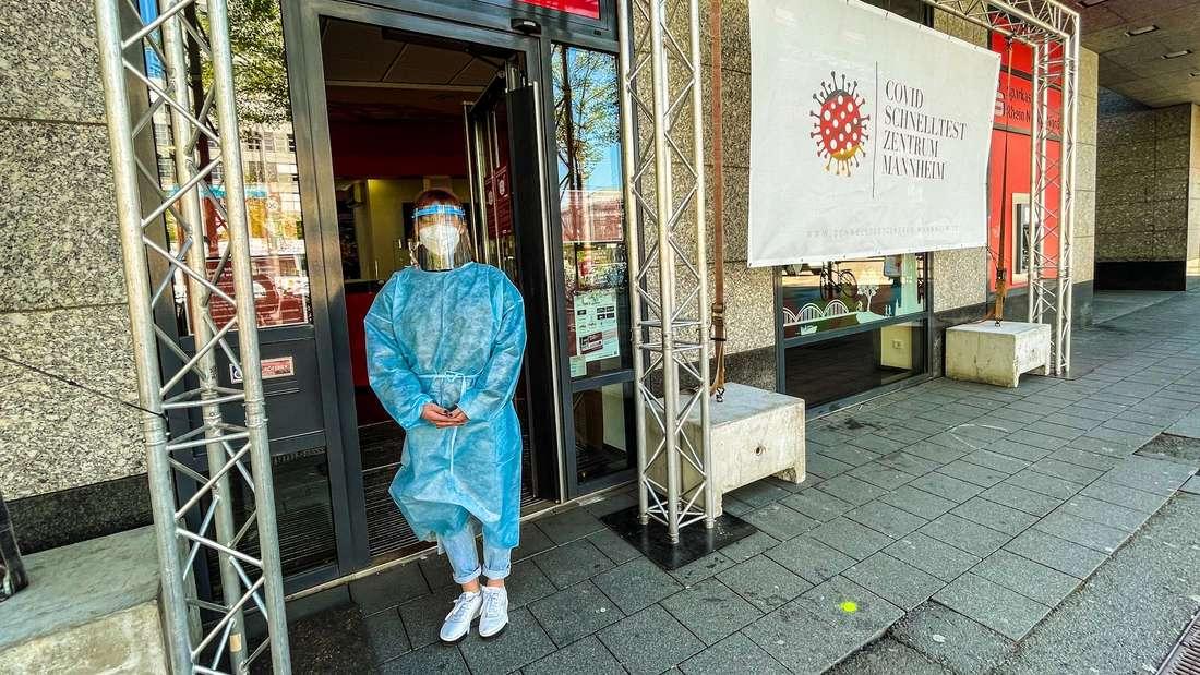 Die Agentur 7Lives hat in den Räumen der Tourist Information am Hauptbahnhof Mannheim ein Schnelltest-Zentrum eröffnet.