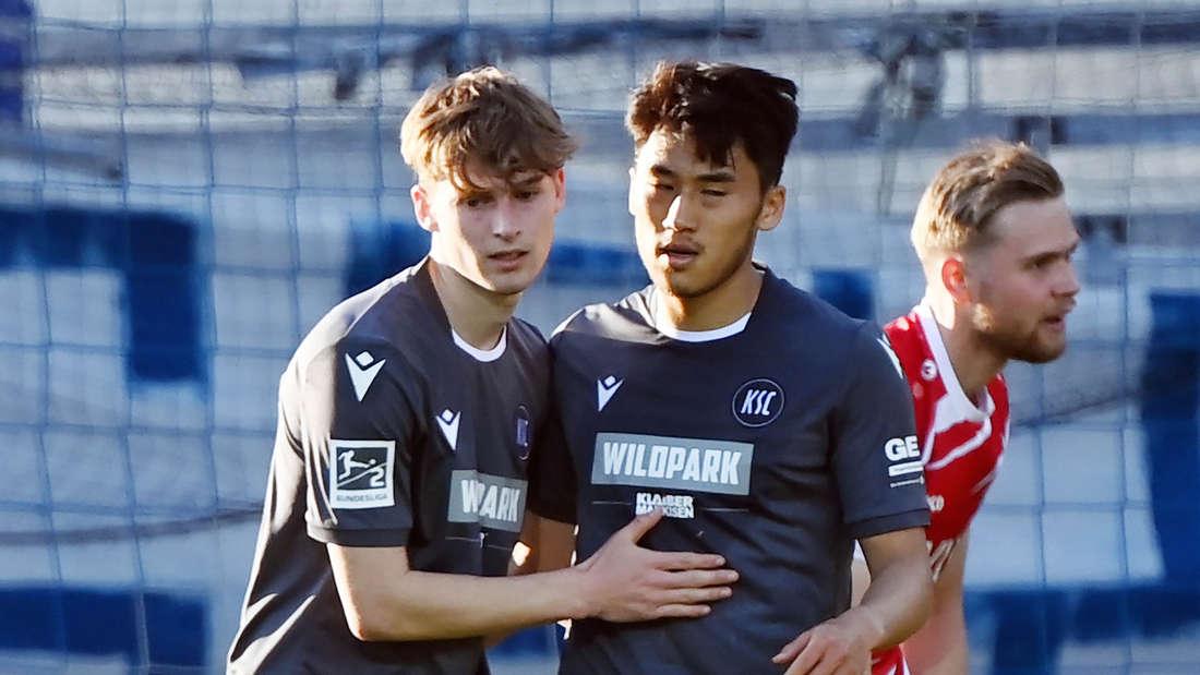 Der KSC hat den Vertrag mit Kyoung-Rok Choi verlängert.