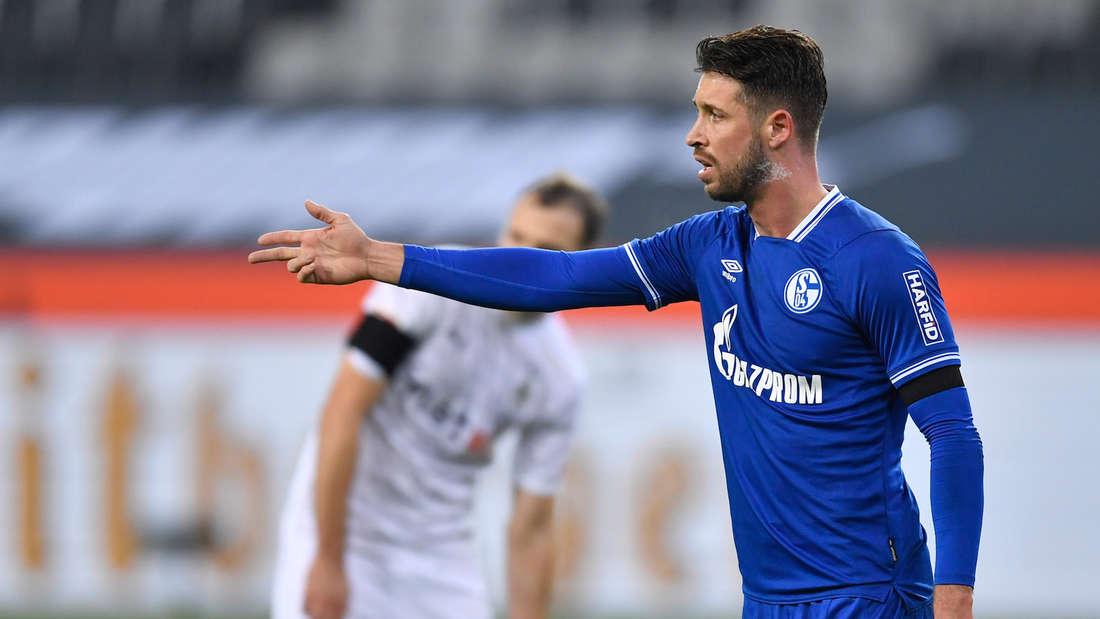 Spielt Mark Uth auch in der kommenden Saison noch bei Schalke 04?