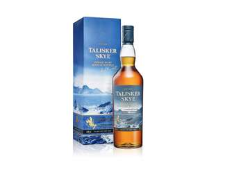 Talisker Skye Single Malt Scotch Whiskey.