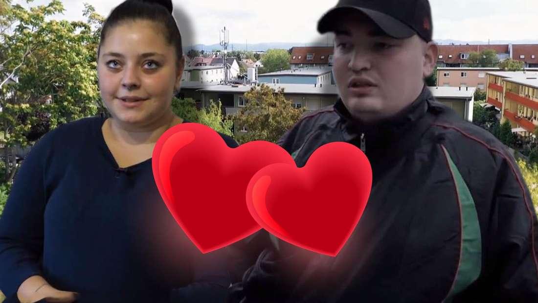 Hartz und herzlich: Vanessa und Patrick sind wieder ein Paar.