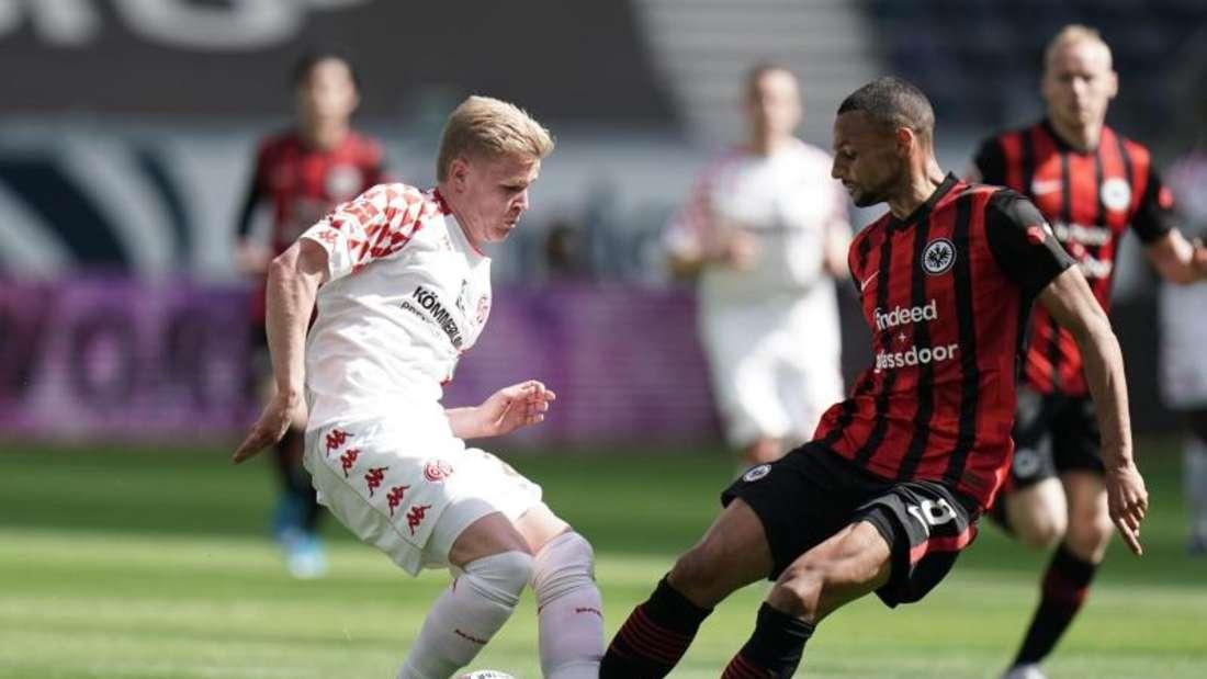 Eintracht Frankfurt - FSVMainz 05