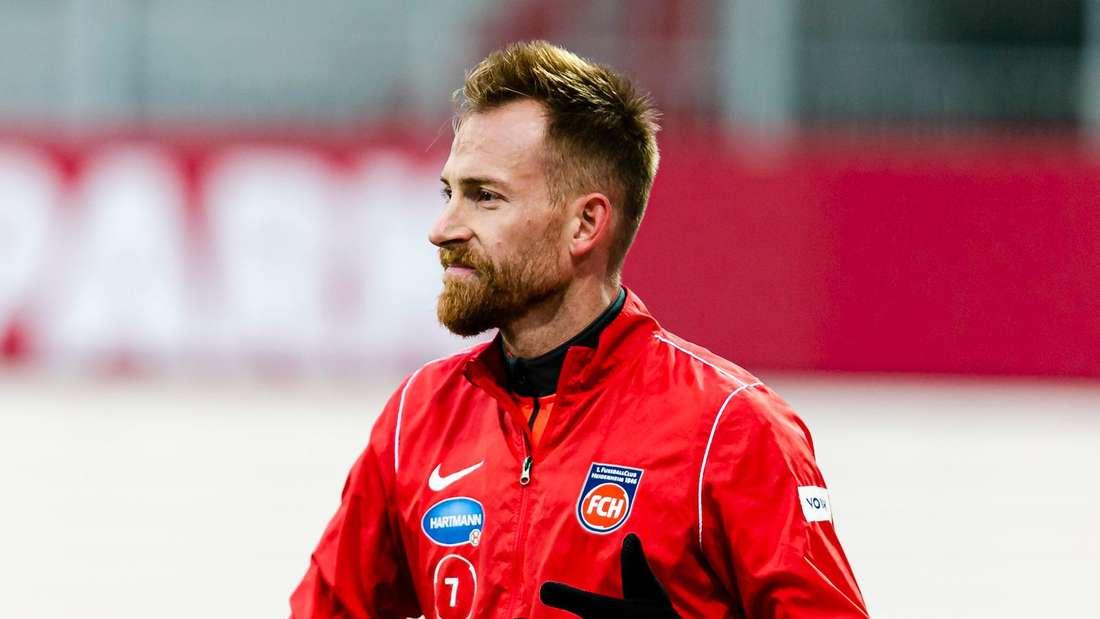Wechselt Marc Schnatterer vom 1. FC Heidenheim zum SV Waldhof Mannheim?