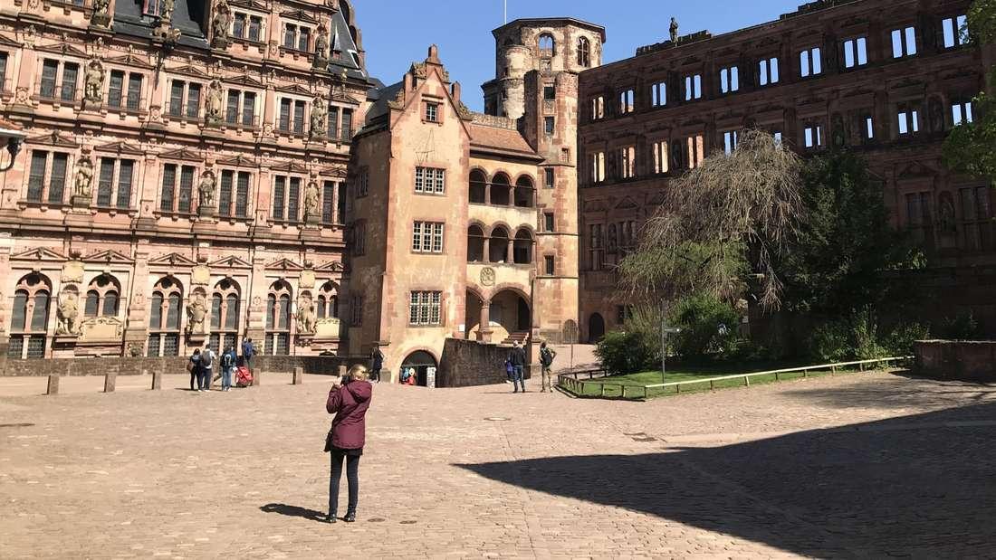 Heidelberg: Am 18. März öffnet auch das Schloss wieder seine Tore (Archivbild).