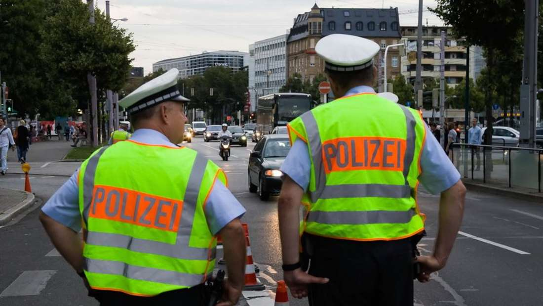 """Regelmäßig finden in Mannheim """"Poser""""-Kontrollen (Archivbild)."""