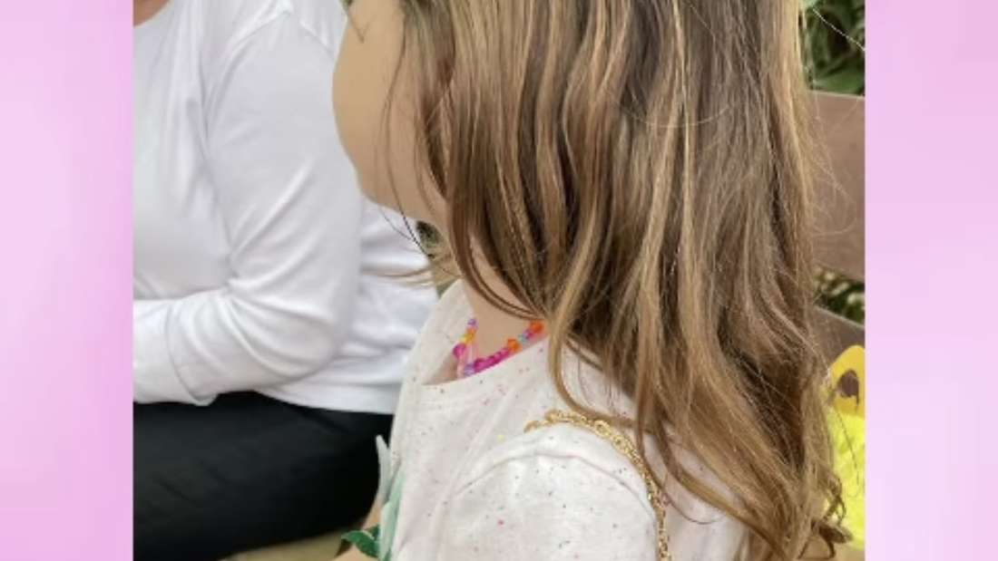 Sophia Cordalis mit einer Louis Vuitton Tasche