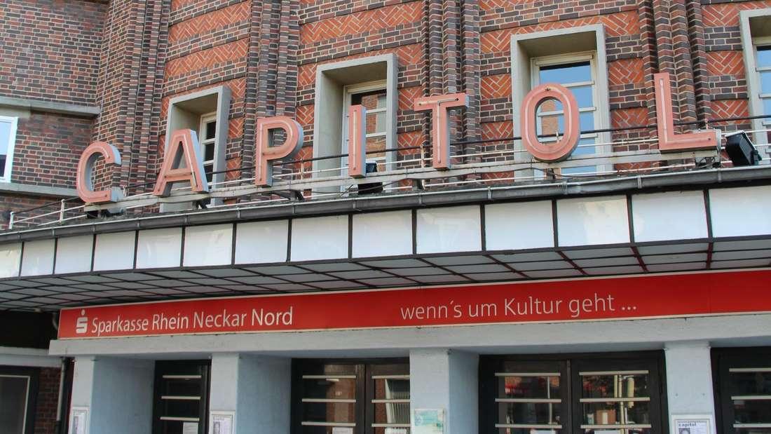 Das Capitol in Mannheim (Archivfoto)