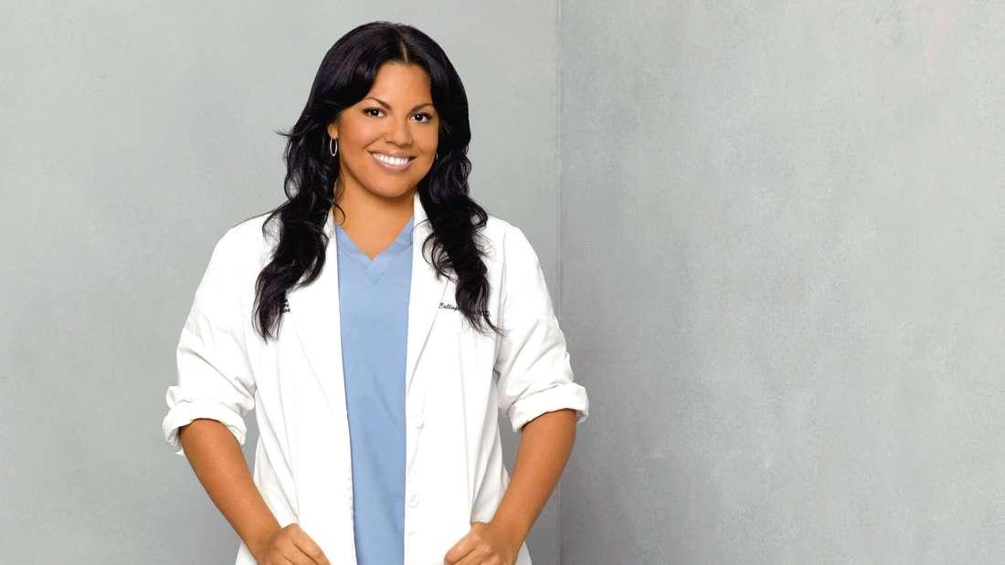 """Sara Ramírez in der Serie """"Grey's Anatomy""""."""