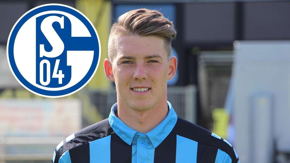 Florian Flick spielt seit der Saison 2020/21 für den FC Schalke 04.