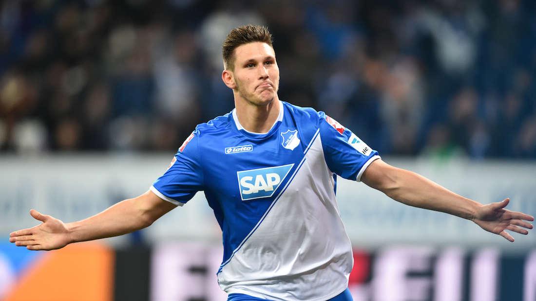 Niklas Süle ist bei der TSG Hoffenheim ausgebildet worden.