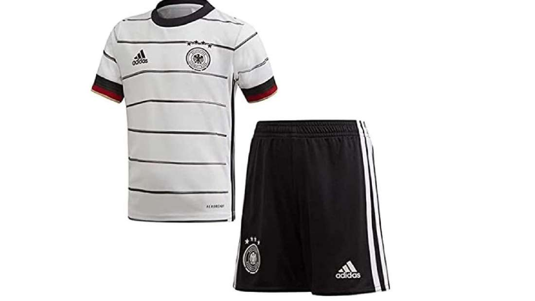 Adidas EM-Fußball-Set für Minis
