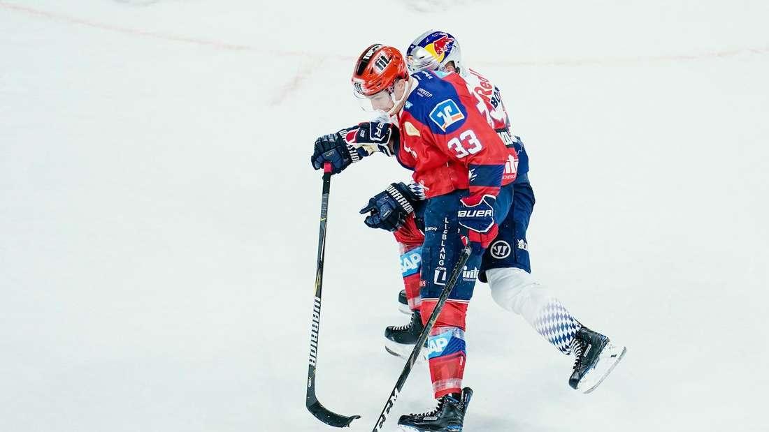 Borna Rendulic kehrt zu den Adlern Mannheim zurück.