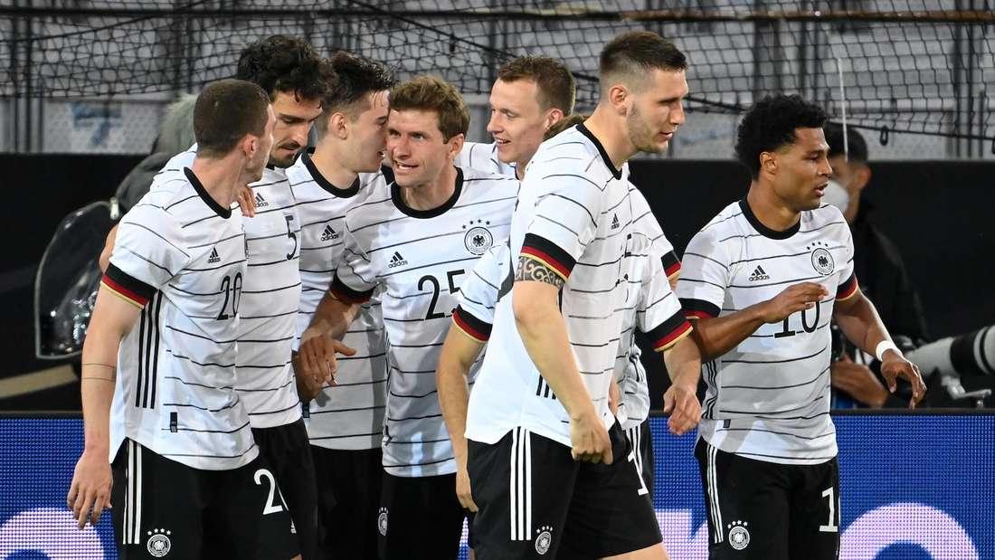 Deutschland will bei der EM 2021 angreifen.