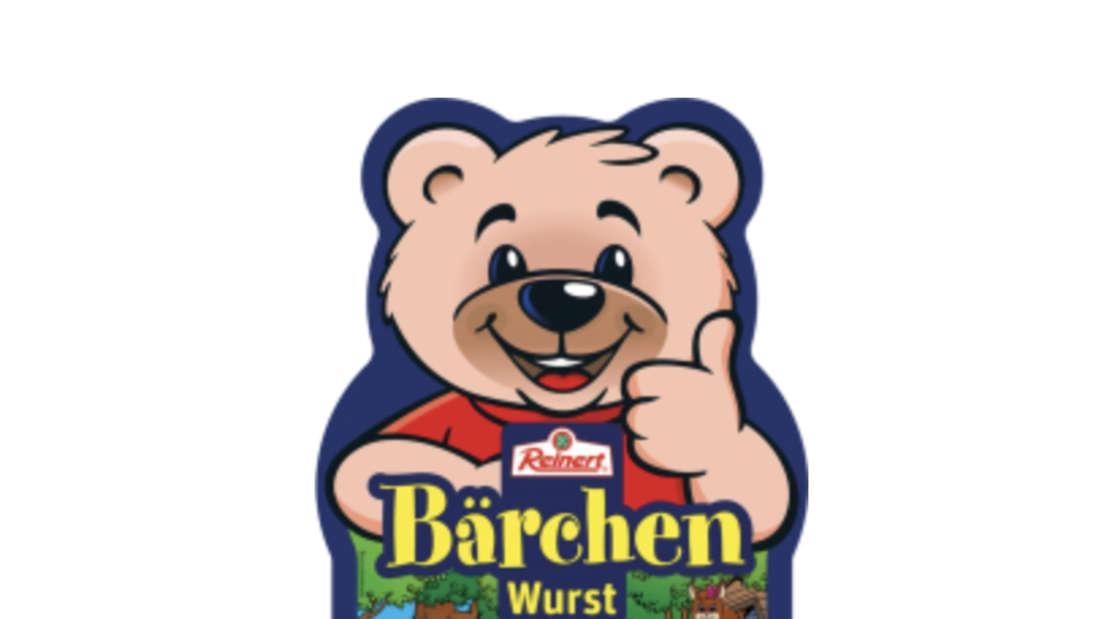 Rückruf bei Rewe, Edeka und Co.: Die beliebte Bärchen-Wurst des Herstellers Reinert  ist verunreinigt.