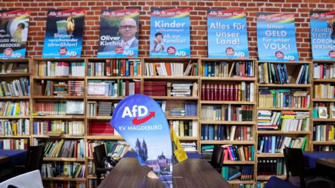Sachsen-Anhalt - AfD