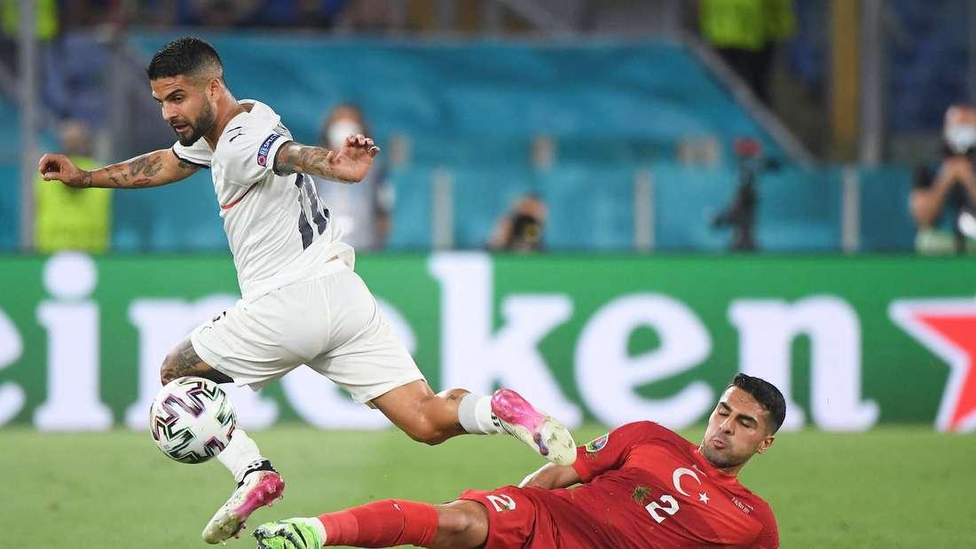 EM 2021 - Auftakt: Türkei gegen Italien