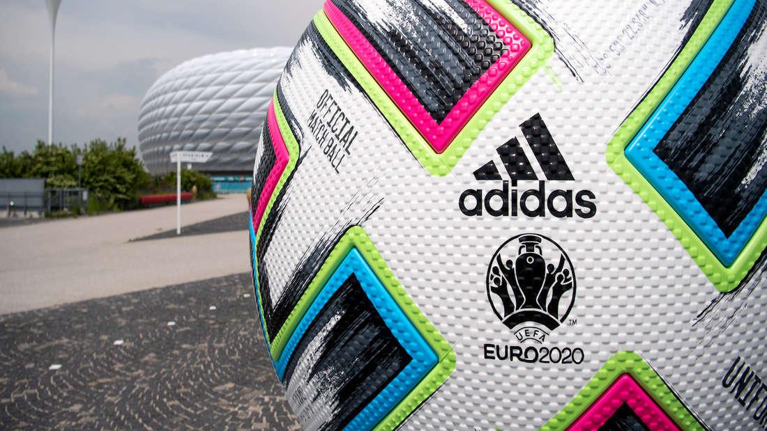 Die EM 2021 startet am 11. Juni. Auch in München werden Spiele stattfinden.