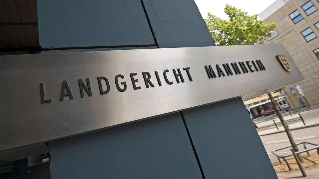 Landgericht Mannheim (Symbolfoto)