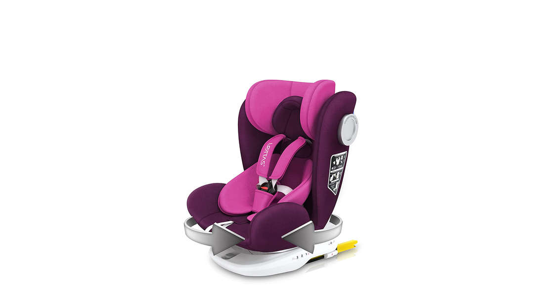 LETTAS Baby Autositz