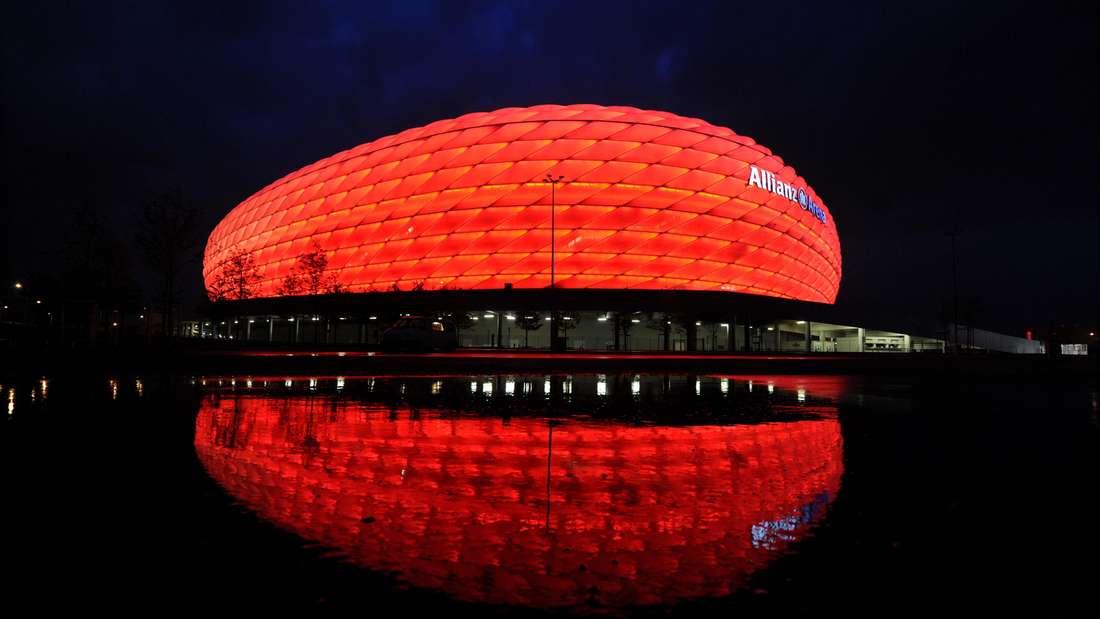 Stadien für EM 2024 gesucht - Allianz Arena München