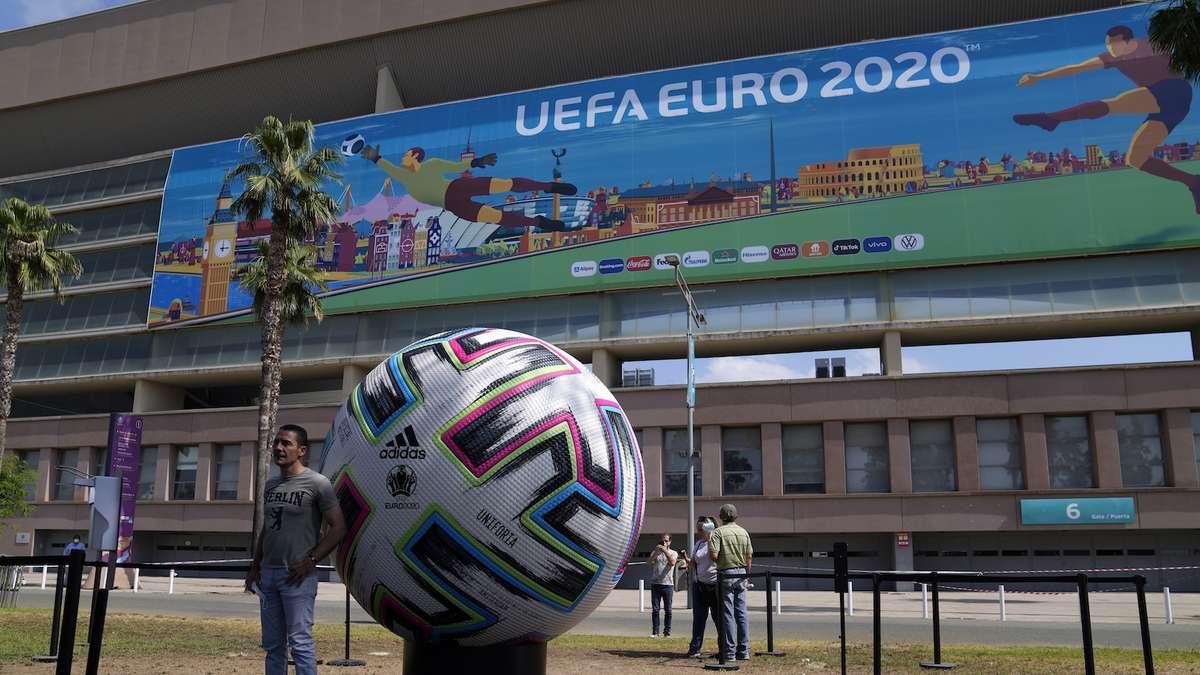 Fußball-EM 2021: 4. Turniertag - Diese EM-Spiele finden ...