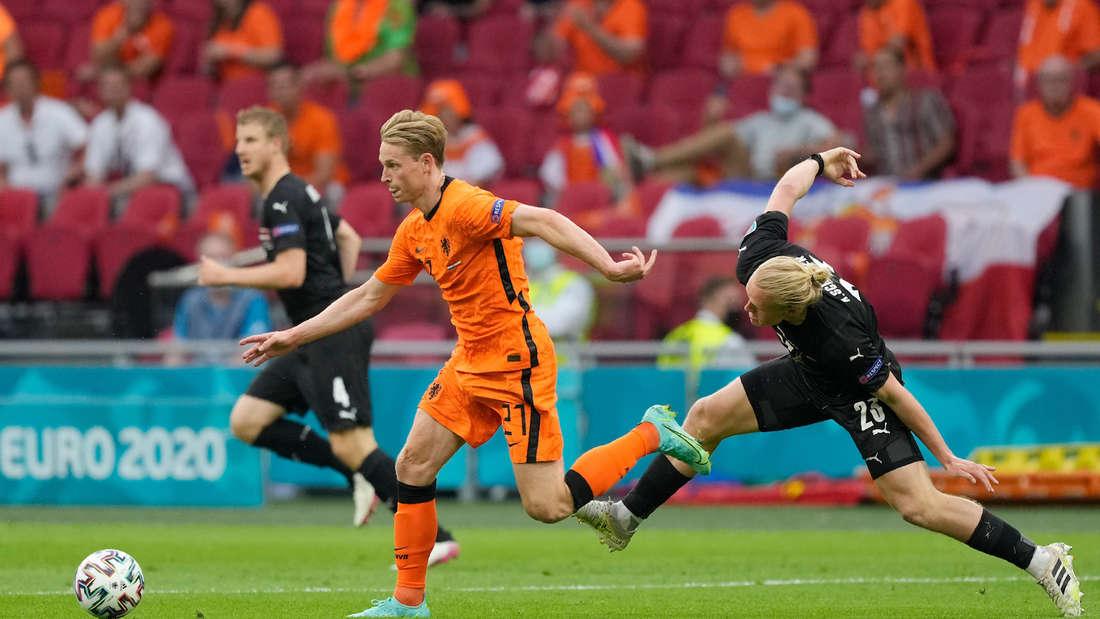 EM 2021: Niederlande – Österreich
