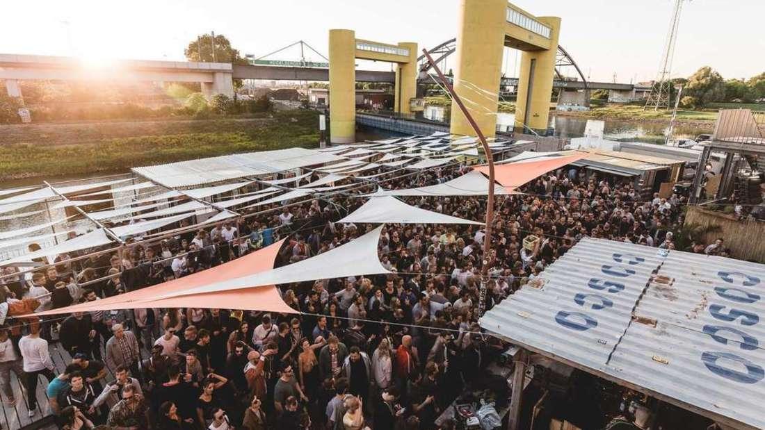 Der Mannheimer Hafen49, wie ihn die Leute lieben.
