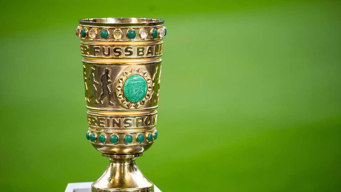 Am 4. Juli wird im DFB-Pokal die erste Runde ausgelost.