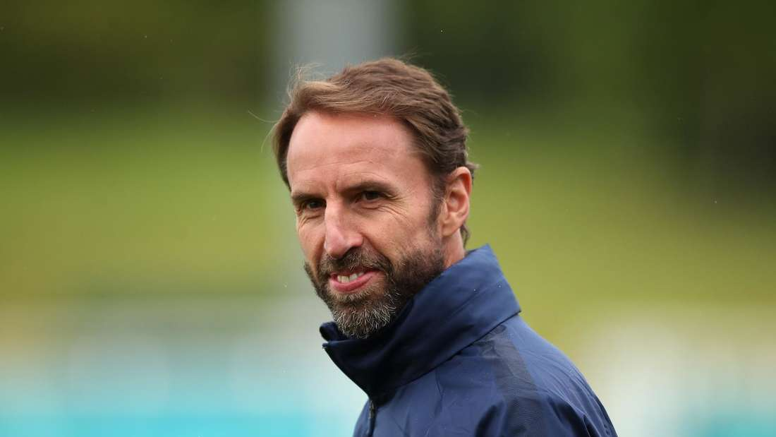 Gareth Southgate ist Nationaltrainer der Engländer.