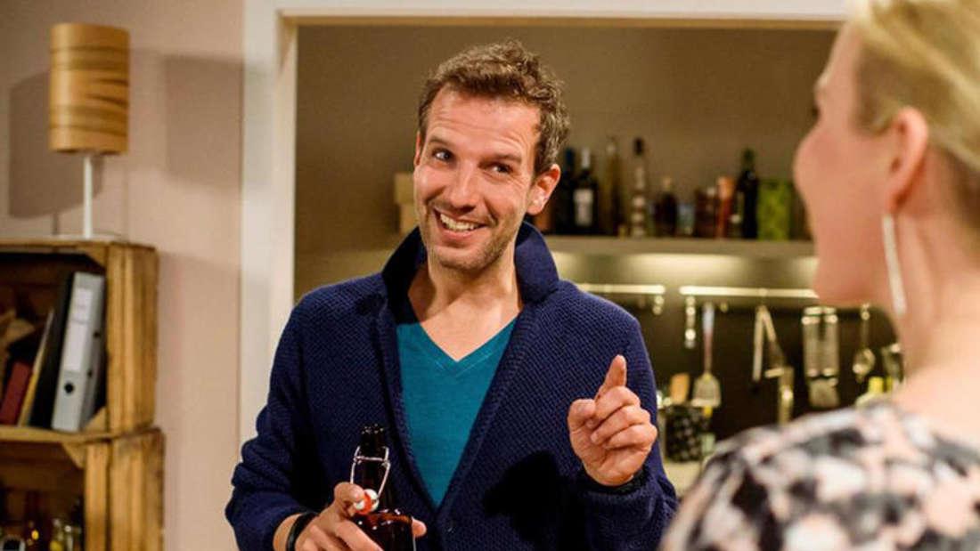 Sturm der Liebe: Sehen wir Florian Stadler in seiner Rolle als Nils bald wieder am Fürstenhof?
