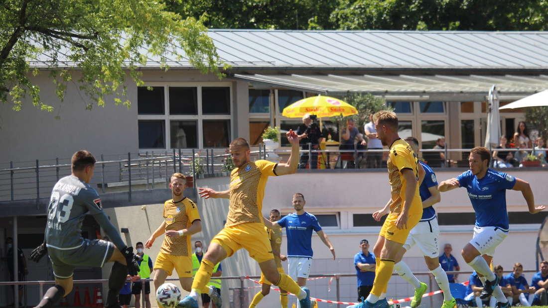 Testspiel: SV Waldhof Mannheim gewinnt bei der Neckarsulmer Sport-Union.