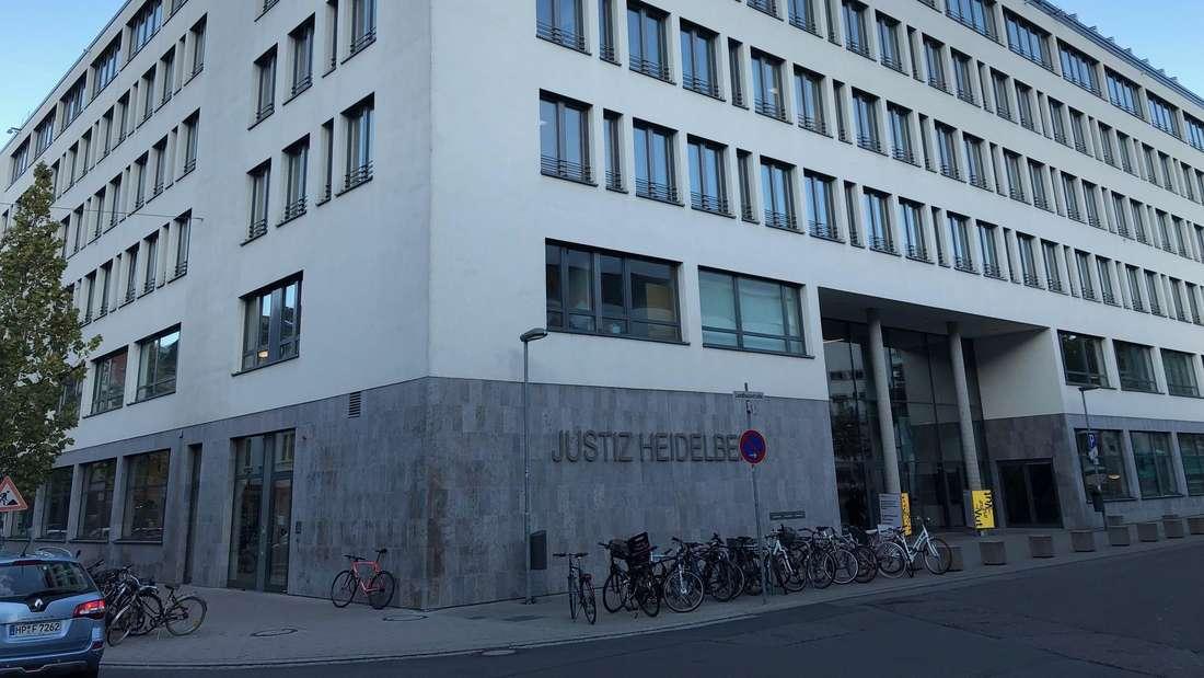 Landgericht Heidelberg, Justiz Heidelberg, Amtsgericht Heidelberg © HEIDELBERG24/Florian Römer