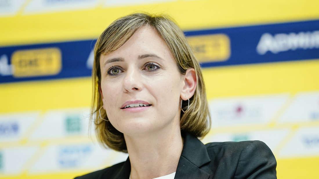 Jennifer Kettemann ist ins HBL-Präsidium gewählt worden.