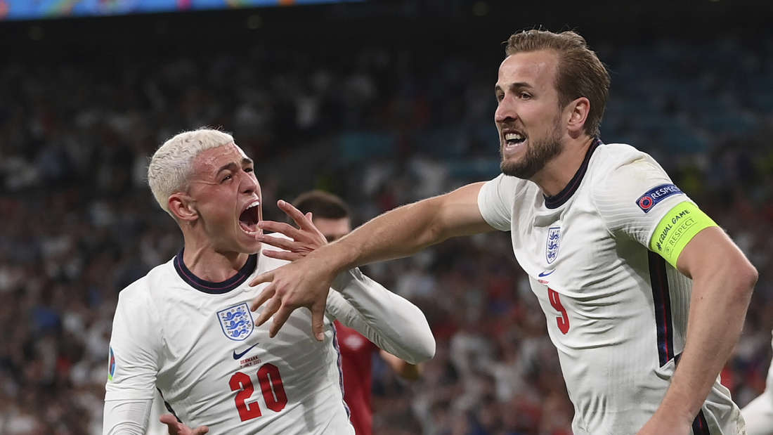 EM-Finale 2021: England trifft heute auf Italien.