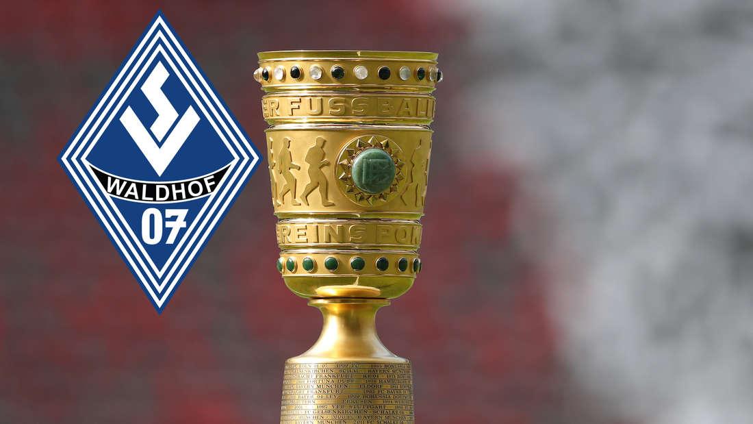 Der SV Waldhof ist erneut im DFB-Pokal vertreten.