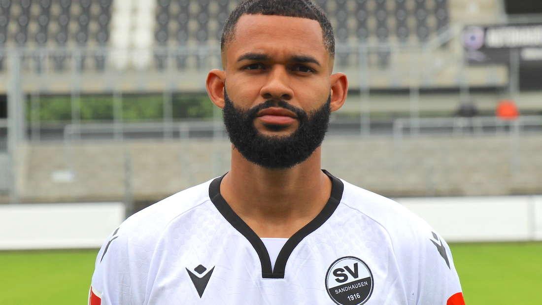 Cebio Soukou vom SV Sandhausen