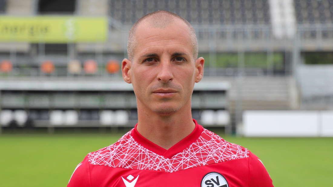 Sandhausen-Trainer Stefan Kulovits