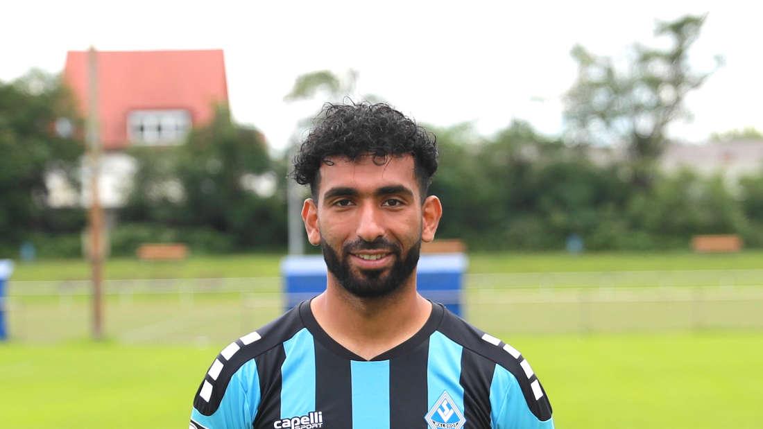 Mohamed Gouaida - SV Waldhof Mannheim