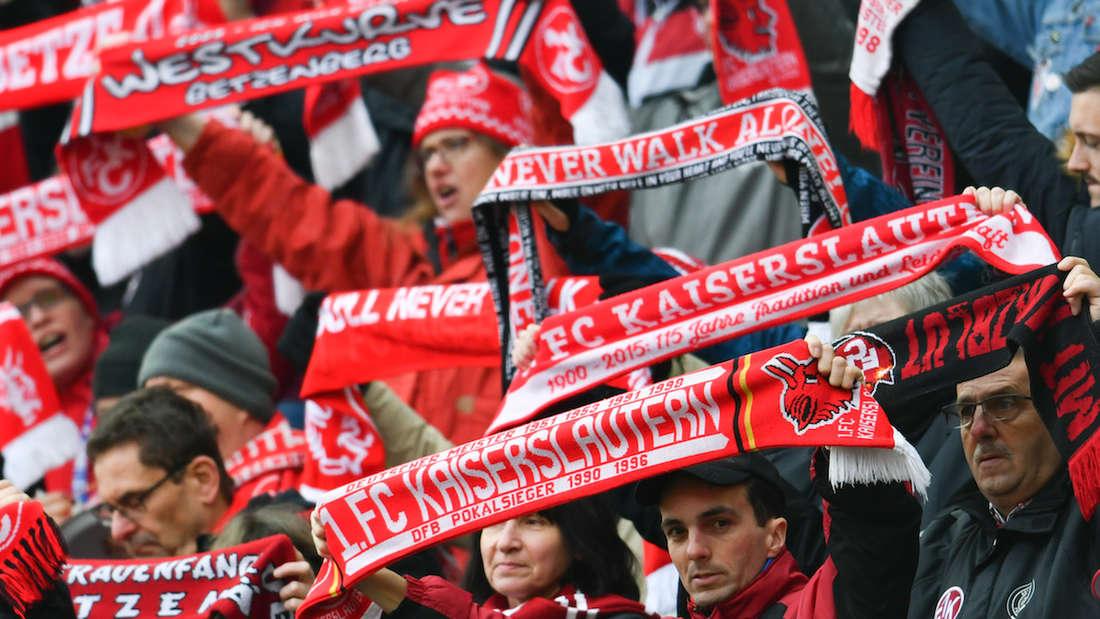 Die Fans des 1. FC Kaiserslautern haben eine besondere Aktion geplant.
