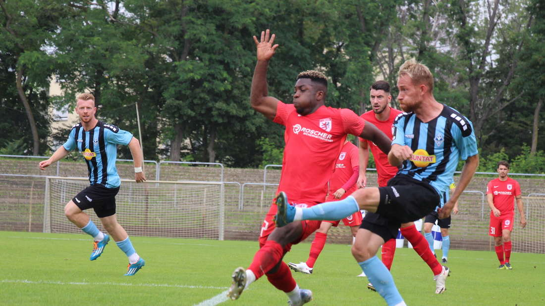 Testspiel: SV Waldhof Mannheim - FC Gießen