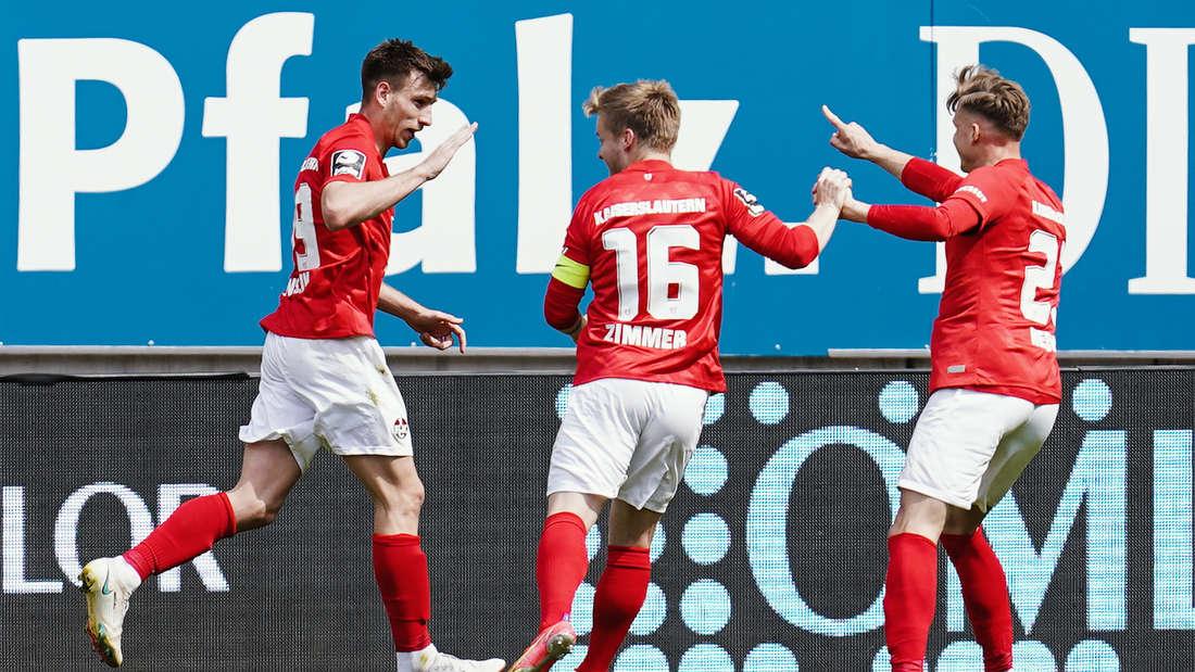 Der 1. FC Kaiserslautern trifft am ersten Spieltag auf Eintracht Braunschweig.